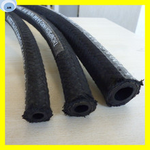 High Pressure Oil Rubber Hose with Fibre Braid Cover