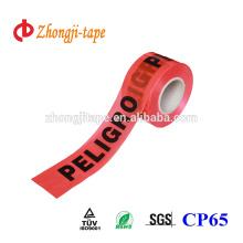 Привлекательная цена красный ПЭ барьер ленты
