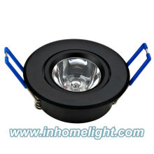 Rodada levou luz do teto lâmpada led indoor