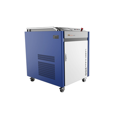 rust removal laser machine