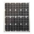 Yangzhou popular en Oriente Medio panel solar monocristalino / 60w precio del panel solar