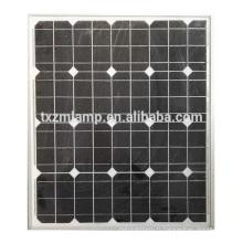 yangzhou populaire au Moyen-Orient panneau solaire monocristallin / 60w panneau solaire prix