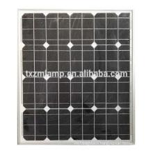 yangzhou popular in Middle East monocrystalline solar panel /60w solar panel price