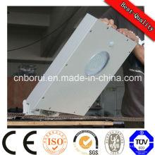 Réverbère solaire de PIR LED 10W 20W 30W 40W 50W réverbère solaire avec CE RoHS