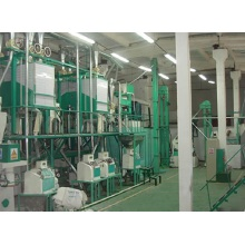 30-60ton/D Wheat Flour Machine