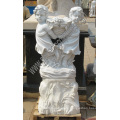 Carved Stone Sculpture Statue Garden Decoration with Marble Granite Sandstone (SY-X1313)
