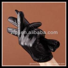 fashion style sheepskin leather glove