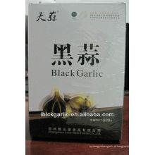 Black Garlic --- Suavização e suavização da pele