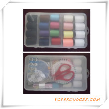 2015 Promotion Gift for Sewing Hotel Sewing Set Sewing Thread / Mini Sewing Kit / Household Sewing Set (HA20116)