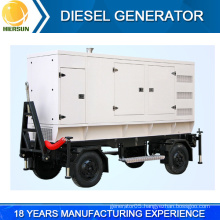 New design mobile/trailer mounted diesel generator for sale