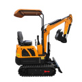 Hydraulic excavator mini excavators small crawler digger 1ton 2 ton 3ton  cheap price for sale Factory supplier