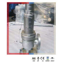 "Corrosion Resistant 316ss Pressure Relief Valve (600lb-3"")"