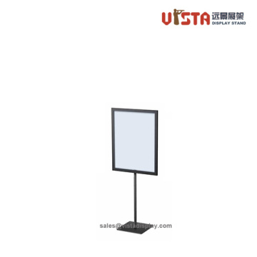 Customized Countertop Poster Display Stand