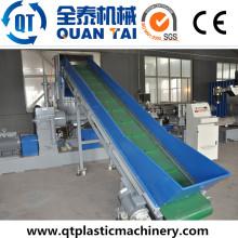 Линия для производства пластиковых гранул для рециклинга плетеных изделий из полипропилена