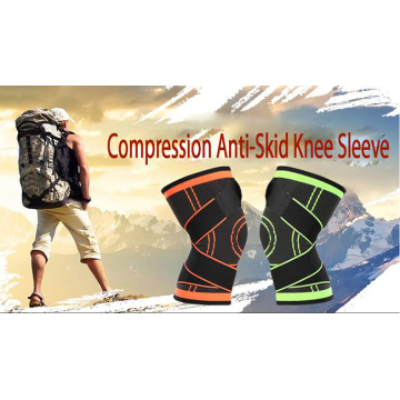 Kompresi Anti-Skid Knee Sleeve