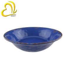 """Высокое качество оптовая продажа 7.5"""" сервировочные миски меламина пластиковый круглый шар супа"""