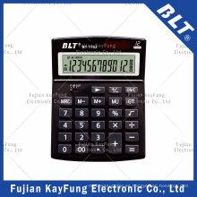 Calculadora de escritorio de 12 dígitos para el hogar y la oficina (BT-1102)