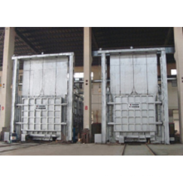 Large Trolley Annealing Furnace