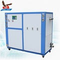 36kw air cooled chiller dengan chiller tembaga