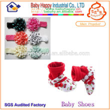 High Quality Sock Shoe baby crib shoe set