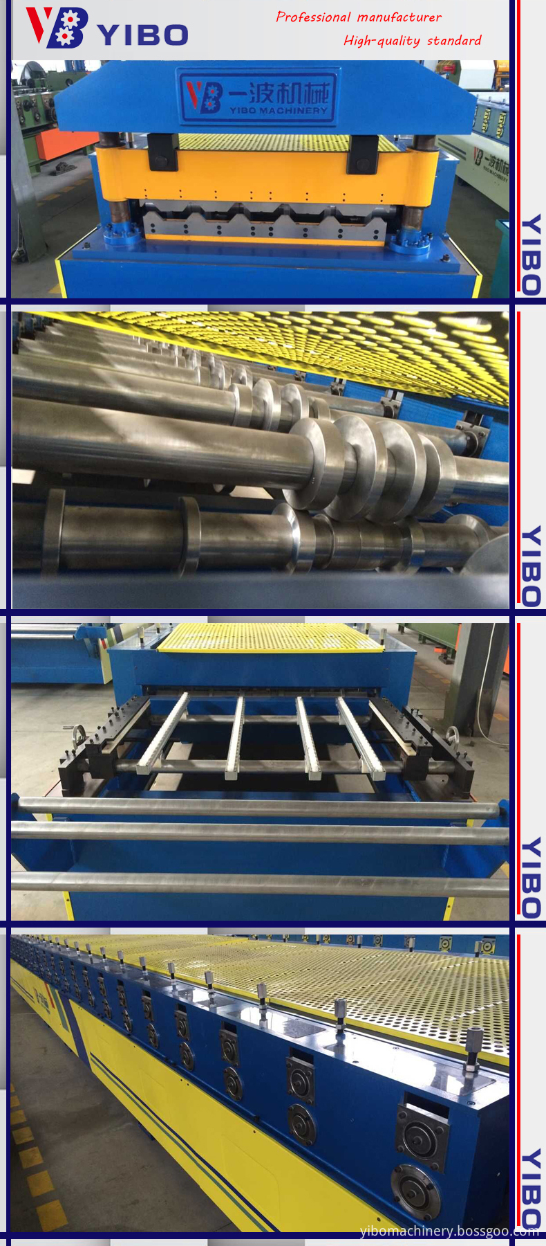 roof roll forming machine196-2