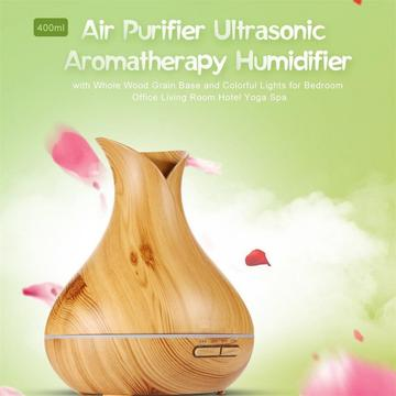400ml Best Portable Aromatherapy Nebulizer Diffuser