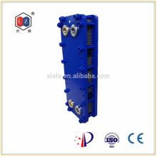 Chauffe-eau en acier inoxydable de Chine, refroidisseur d'huile hydraulique Alfa Laval M3 remplacement