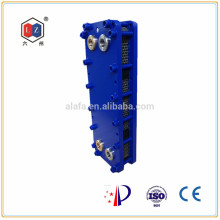 China Stainless Steel Water Heater, Hydraulic Oil Cooler Alfa Laval M3 Replacement