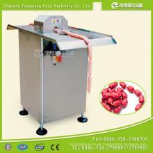 Máquina de anudado semiautomática de salchichas