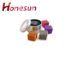 Ímãs magnéticos permanentes da esfera das bolas de NdFeB para a venda