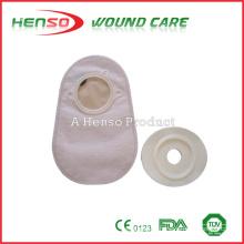 HENSO Sac médical Colostomie avec anneau