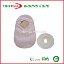 HENSO Two Pieces Colostomy Bag