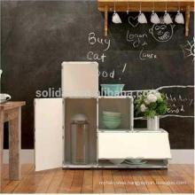 DIY plastic cabinet