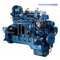 Двигатель G128, 365 кВт, Дизельный двигатель Shanghai Dongfeng для генераторной установки