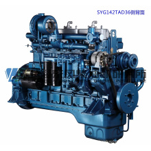 G128 Motor ,, 365kw, Shanghai Dongfeng Dieselmotor für Generator