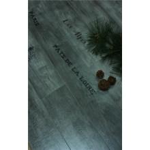 Haushalt 8.3mm Pearl Walnut V-Grooved gewachster eingefasster laminierter Boden