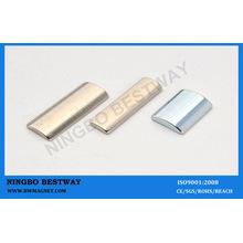 N35 Arc Magnetic Rods Industrial Mag