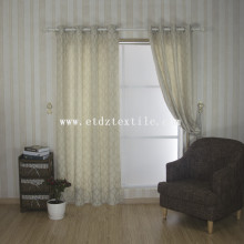 LINEN CHEAP PIRCE FABRIC CURTAIN 6005-55