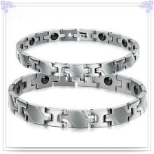 Bracelet magnétique en bijoux en acier inoxydable pour bijoux à la mode (HR299)