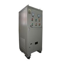 Carregador de bateria 48V / 200A para alimentação de veículos com reboque