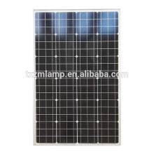 yangzhou populaire au Moyen-Orient panneau solaire monocristallin / prix par watt panneau solaire 150w