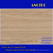 Wasserdichte dauerhafte gesunde 4mm Verriegelung klicken Lvt PVC-Vinylboden