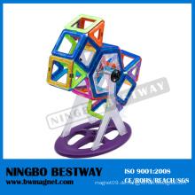 Heißeste Magformers Mag Wisdom Magnetische Spielzeuge