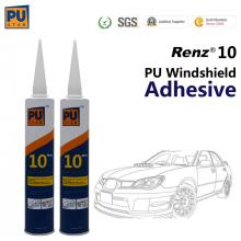 Polyurethane silicone windshield sealant