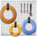 Heavy-duty Hook Loop Extension Cord Keeper Storage Straps