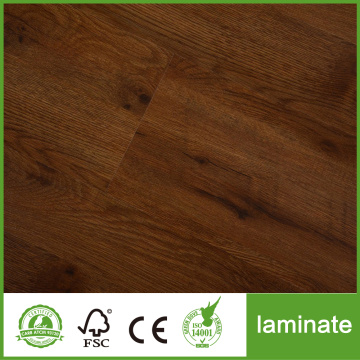 Nowy projekt Crystal Laminate Flooring 8mm AC3