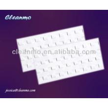 Cartão de limpeza para máquina contador de moeda