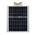 12W preço de fábrica IP65 integrado tudo em uma luz de rua solar do diodo emissor de luz