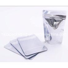 Saco de Embalagens Plásticas para Produtos Alimentares Secos