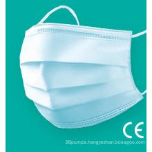 One Disposable Three Layers Non-Woven Medical Surgical Face Facial Masks